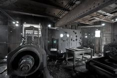 Inside the Maunsell Sea Forts that you all seem to love  #abandoned #inside…
