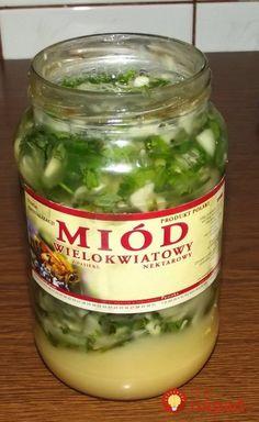 Bič na všetky choroby: Kto pozná tento starý recept, tomu sa budú choroby celú jeseň a zimu vyhýbať! Pickles, Cucumber, Salmon, Herbs, Health, Herbal Medicine, Diet, Health Care, Herb