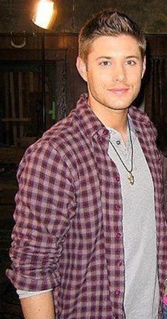 Jensen Ackles.. is he the most gorgeous guy on the planet, or what??