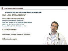 Acute Respiratory Distress Syndrome - YouTube