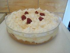 Creme, Pudding, Snacks, Sweet, Food, Recipes, Greek Side Dishes, Easy Meals, Candy