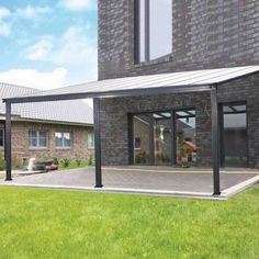 Portable metal carports and Metal Rv Covers come in all shapes and sizes. We offer Consumer info on Metal carports and rv covers Lean To Carport, Carport Patio, Lean To Roof, Patio Roof, Pergola With Roof, Pergola Plans, Pergola Kits, Pergola Ideas, Pergola Shade