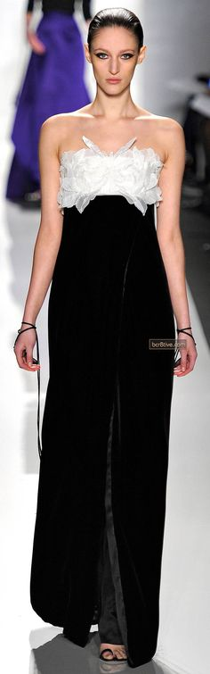 Chado Ralph Rucci Fall 2013 New York Fashion Week