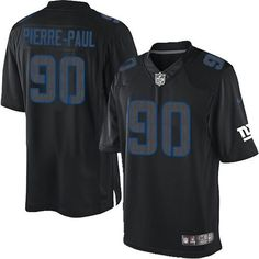 Shop for OfficialNFL Mens Elite Nike New York Giants  90 Jason Pierre-Paul  Impact 37fe9e7e0