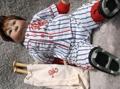 Sale.....Bubba Batboy Doll by Lee Middleton by CheatumsBargains