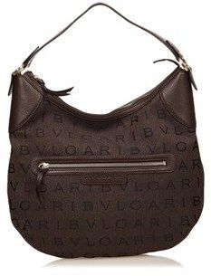 57bc50f88ca9 Bvlgari Pre-owned  Logomania Single Strap Shoulder Bag. Discount Designer  Handbags