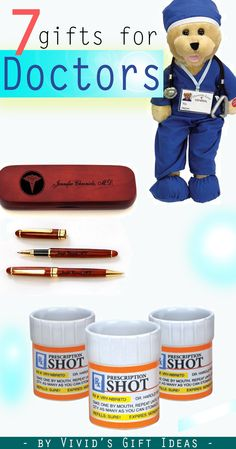 for doctors, physicians #gifts