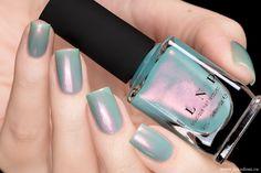 Лак для ногтей ILNP Valentina - купить с доставкой по Москве, CПб и всей России.