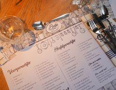 Bistro Belle restaurant in Oud Zuilen bij Utrecht