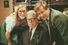 Early days with Uncle Albert Tatlock as played by Jack Howarth. Coronation Street Cast, Anne Kirkbride, British Drama Series, Uncle Albert, Strong Character, Brick Lane, Old Shows, Allotment, Old Tv