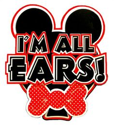 I'm All Ears - Red