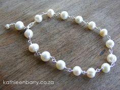 Lianne Bracelet - R325 Pearl