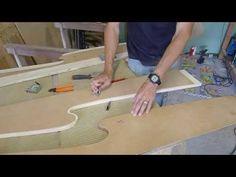 Travail du bois - la technique du fraisage complémentaire à la défonceuse - YouTube