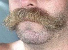 Mutton Chops Beard, Mustache Men, Human Faces, Sideburns, Moustaches, Facial Hair, Bearded Men, Jealous, Lips