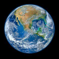 globe earth north america