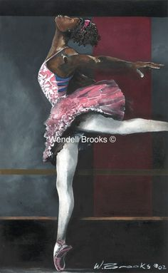 """Grace"" by Wendell Brooks 