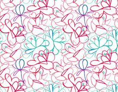 """Check out new work on my @Behance portfolio: """"Flowery meadow"""" http://be.net/gallery/34986363/Flowery-meadow"""