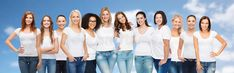 Photo about Friendship, diverse, body positive and people concept - group of happy different age and ethnicity women in white t-shirts hugging. Image of multiracial, group, diverse - 97753933 Blue Coffee Cups, Coffee Coffee, Black Coffee, Nose Reshaping, Skin Resurfacing, Sisters In Christ, Photo Grouping, Cosmetic Procedures, Stock Foto