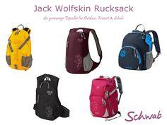 Der #Jack #Wolfskin #Rucksack ist ein verlässlicher Begleiter in Natur, Urlaub und Freizeit.