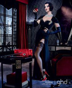 Snow White 01 (Model is Katy Perry) -David LaChapelle