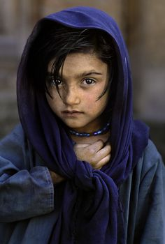 People of India. Photo by Steve McCurry