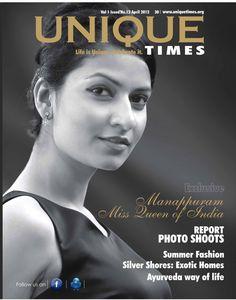 Magazine Cover April 2012