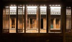 In 1997, Yin Yu Tang House (including all of it's contents) was broken down and transported by ship arriving in Boston in 1998. A team of preservation architects, traditional carpenters, artisans, and scholars from the United States and China worked together to breakdown and then rebuild the house for display.