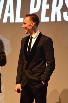 Tom Hiddleston at #TIFF. Via Torrilla.tumblr.com