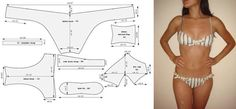 Grosgrain: 14 Free Swimsuit Patterns!
