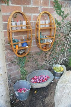 """Love this magical space to make stew, potions, aromatherapy concoctions... ("""",)"""