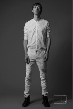 Danish Artist Eske Kath in 1.61  Introducing Factory White