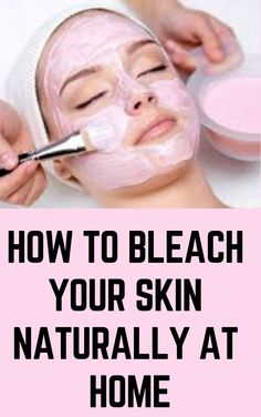 Skin can lose its natural tone and colour due to a number of reasons. From pollution to a bad diet, a lot of things can affect our skin. Bleaching is one of the highly effective remedies to cure th… Beauty Care, Beauty Skin, Beauty Tips, Diy Beauty, Beauty Products, Skin Products, Beauty Box, Natural Products, Beauty Ideas