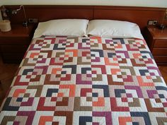 Bento Box Quilt by Lua Patch, via Flickr