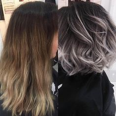 Can we get an AMEN? Talk about slaying a makeover -- kudos @modehairdressing_bribie! #APassionForHair