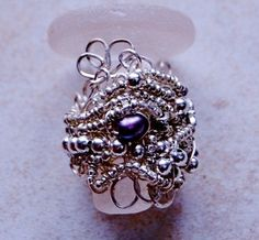 Fairy Landing ~ A Ring | JewelryLessons.com, $5