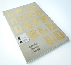 EFFIE AWARDS catalogue cover 2011 Catalogue Cover, Awards, Design