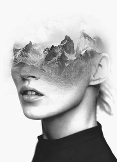 Multiple exposure photography by antonio mora