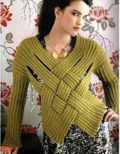 DIANA - Atelier handmade: Bluze tricotate - modele