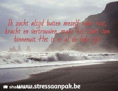Rust in jezelf - vind jij de rust in jezelf? Meditatie & relaxatie: iedere woensdag bij StressAanpak (9-10.15u): www.stressaanpak.be