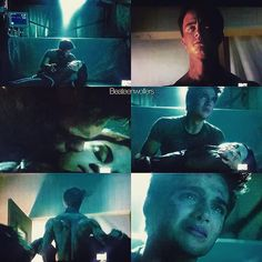 "Parrish takes Hayden's body from Liam #TeenWolf 5x10 ""Status Asthmaticus"""
