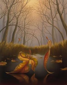 CONFESSION<br /> 14 x 16<br /> Edition: 250 by Vladimir Kush