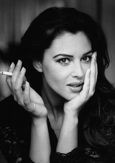 "bloglavidaenfotografia: "" Monica Bellucci por Dirk Vogel """