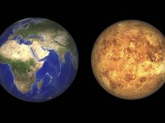 venus atmosphere vs earth atmosphere - 920×612