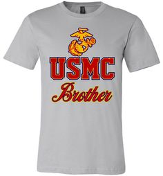 USMC Brother Unisex T-Shirt