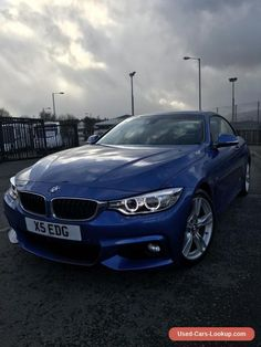 BMW 428i M Sport Convertible   Top Spec Best Colour With Service Pack #bmw #