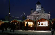 11 Top Things to Do in Helsinki This Christmas