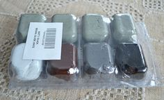 Molding compound, Apoxie® Sculpt, 2-part epoxy, black, brown, silver and white. Sold per pkg of 8 ounces.    Apoxie® Sculpt is a non-toxic,