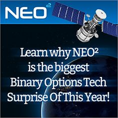 NEO2 is new binary options auto trading system. Developed and presented to us by some very well-known industry individuals! Neo2 uses two complicated algorithms in order to find and execute high probability trades!