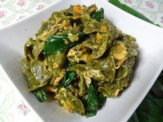 pasta mit lachs und blattspinat rezept