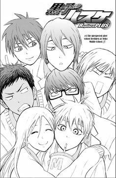 Kuroko no Basuke REPLACE PLUS Ch.1 Page 11 - Mangago